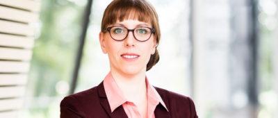 Katja Meier im Landtag (Foto: Marlén Mieth)